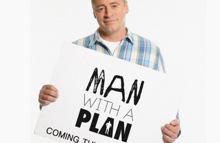 Matt LeBlanc past and present! He's quite inspirational!