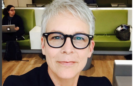 Jamie Lee Curtis hosting HFPA banquet this week for the industry and arts!