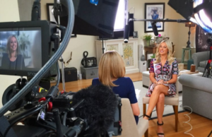 Roxy,Jacenko,donates,payment,60,Minutes,interview,three,charities