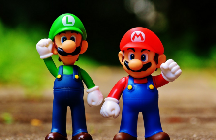 Luigi – Did You Know Gaming? Feat. Furst