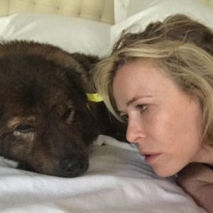 Tammy and Chelsea Handler