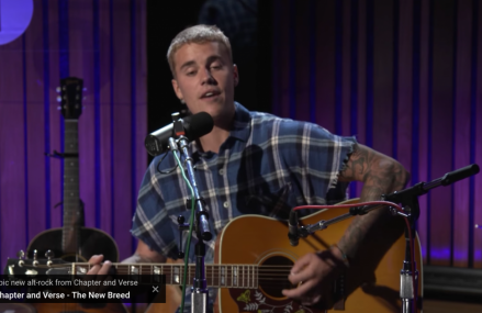"Justin Bieber covers Tracy Chapman's ""Fast Car!"" It's Amazing!"