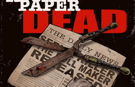 Tom Holland: Rock Paper Dead cast revealed!