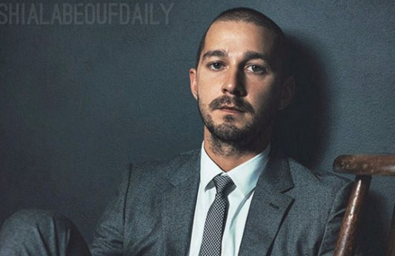 Shia LaBeouf opens up to Variety magazine about his past & present!