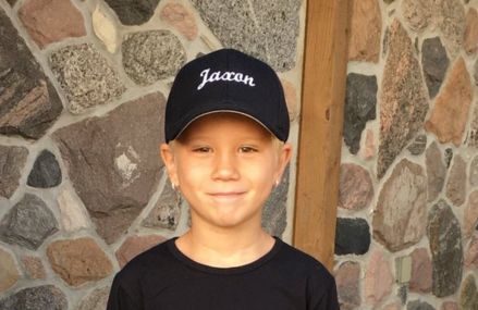 Justin Bieber's little brother Jaxon & his first day of school!