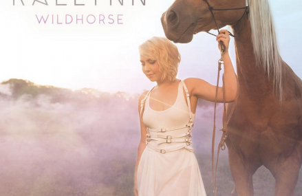 "RaeLynn announces new album ""Wildhorse."""