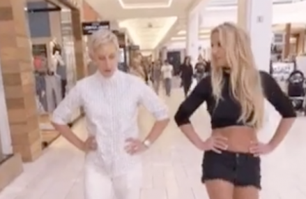 Ellen DeGeneres and Britney Spears help Louisiana in a huge way!