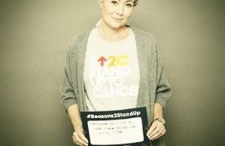Shannen Doherty: She's battling cancer and inspiring others all at once!