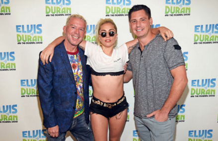 Lady Gaga talks new album, anxiety & collaborations with Elvis Duran!