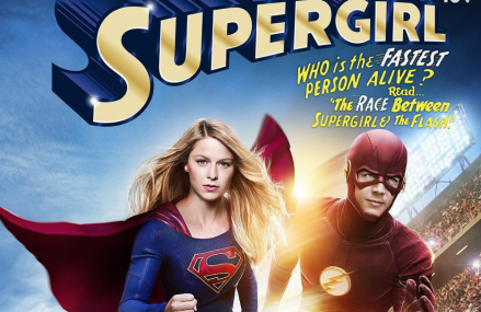 Supergirl's Melissa Benoist is our new favorite female lead! She's all smiles!