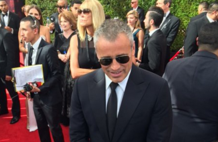 Matt Leblanc opens up at the Emmys about missing FRIENDS!