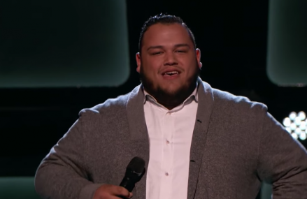 Christian Cuevas blew us away on The Voice! Check it out!