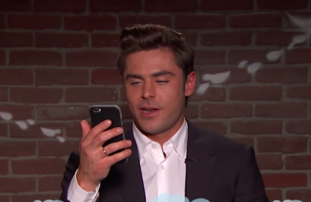 Ryan Gosling, Zac Efron, Melissa McCarthy & More Read 'Mean Tweets.'