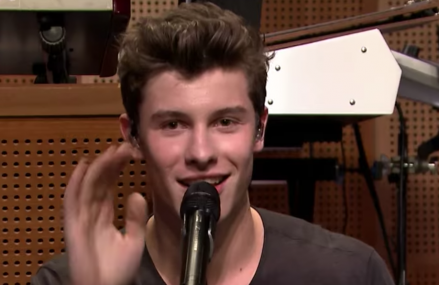 Shawn Mendes slays 'Fall Songs,' on The Tonight Show with Jimmy Fallon!