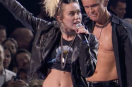 Miley Cyrus and Billy Idol perform together at iHeartRadio Music Festival!