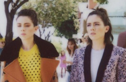 """Tegan and Sara have dropped """"Stop Desire"""" music video! Check it out!"""