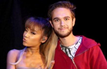 23 pictures of Zedd and Ariana Grande at iHeartRadio Music Festival & more!