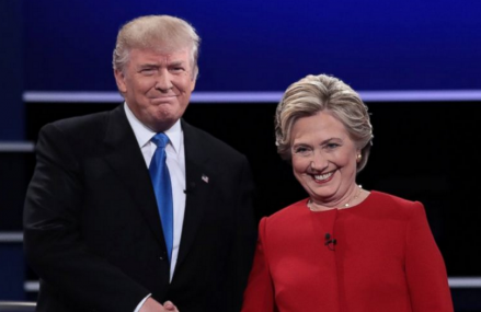 The Presidential Debate: Hillary Clinton And Donald Trump (Full Debate)