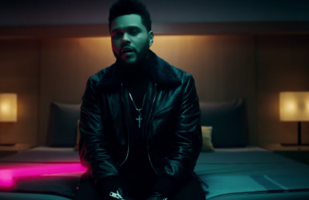 The Weeknd – Starboy ft. Daft Punk! Check it out!