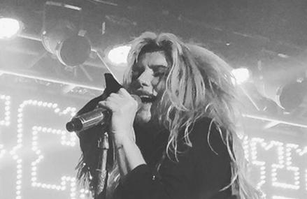 Kesha talks body shaming after 2016 Presidential Debate!