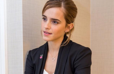 Emma Watson stands up for gender equality in new short video!