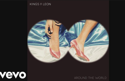 "Kings of Leon just dropped ""Around The World."" Stream it here!"