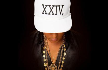 "Bruno Mars dropping new album ""24 Magic,"" Friday!"