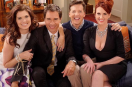 Sean Hayes opens up about coming out of the closet. Check it out!
