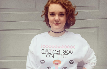 Shannon Purser opens up about self harm & recovery!