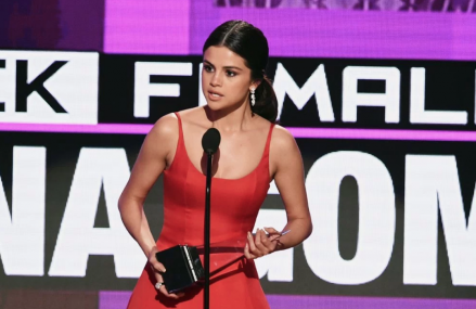 Selena Gomez made us all cry tears of joy! Check it out!