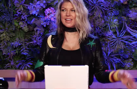 Fergie is prepping to drop her new album for the new year!