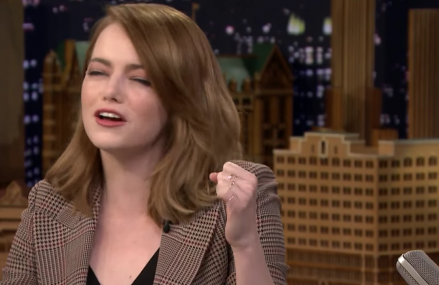 Emma Stone auditioned for 'All That' on Nickelodeon! Check it out!