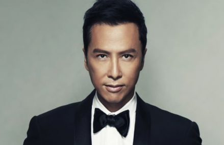 Donnie Yen cheers on Asians in Hollywood!