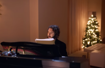 VIDEO: Josh Groban's surprise concert!