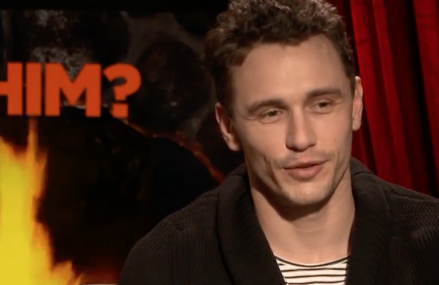 James Franco confirms 'Alien: Covenant' rumors!