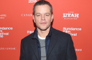 Matt Damon Takes The Global Water Shortage to Sundance!