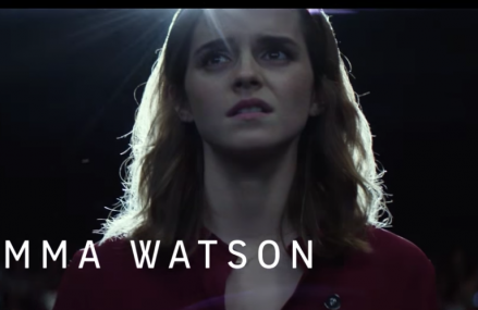 Emma Watson stars in new film 'The Circle.'