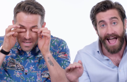 Ryan Reynolds & Jake Gyllenhaal Answer the Web's Most Searched Questions