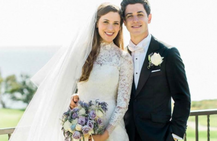 David Henrie from Wizards of Waverly Place gets married! Check it out!
