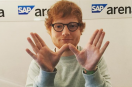 Ed Sheeran has 'armor of enthusiasm!' Pure talent!