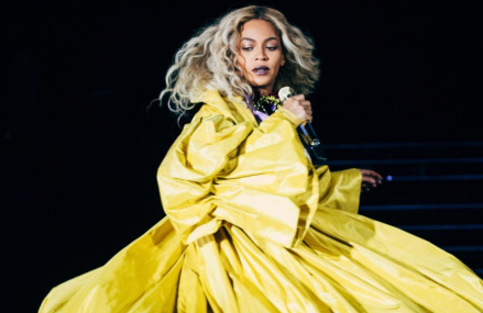 Beyonce giving scholarships in celebration of Lemonade anniversary!