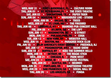 Austin Mahone 2017 Tour Dates! Check it out!