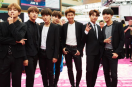 BTS looking great at the Billboard Music Awards!