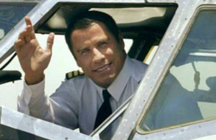 John Travolta donated his vintage Boeing 707 to a restoration group in Australia!
