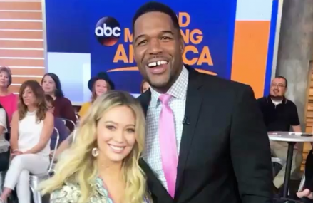 Hilary Duff  talks Lizzie McGuire reboot and her son!