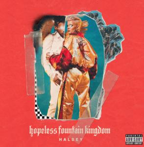 'Halsey drops 'hopeless fountain kingdom' album!