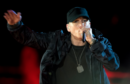 Eminem influenced the word 'Stan' to be added to Oxford Dictionary!