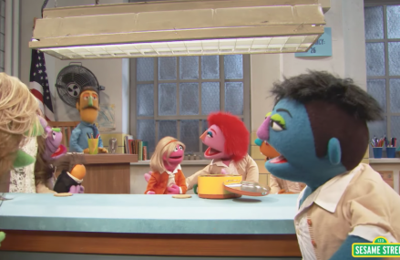 VIDEO: Orange is the New Black parody with Sesame Street characters!
