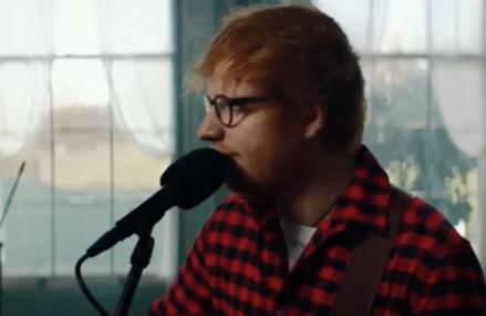 "Ed Sheeran's ""Shape of You"" passes 1 billion streams!"
