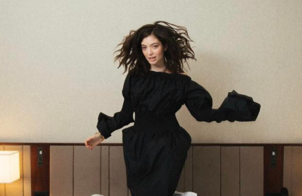 Lorde talks about her new album! Check it out!